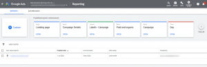 Google Ads Report Editor